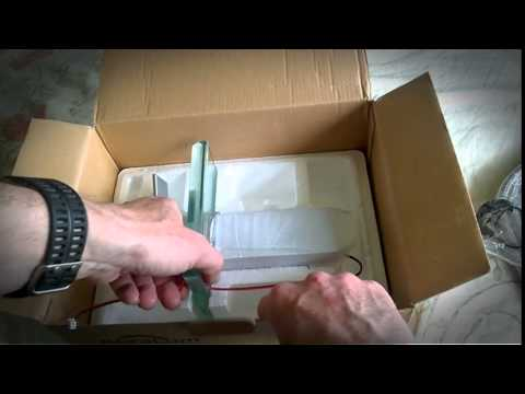 Auralum® Romatic RGB Faucet LED Glass Light Waterf