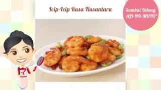 Dapur Umami - SAMBAL UDANG AJINOMOTO