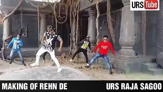 #Reshmakhan shooting a song with #Rajasagoo