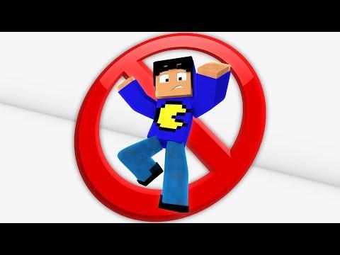 Minecraft: PAC SAIU DO CANAL?!