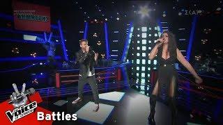 Δημήτρης Γιαννακόπουλος vs Christie Bell - Proud Mary | 4o Battle | The Voice of Greece