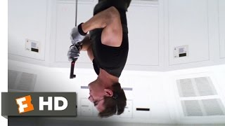 Mission: Impossible (4/9) Movie CLIP - Into the Vault (1996) HD