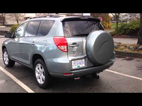 2008 Toyota Rav 4 Limited Edition for sale - $17,700