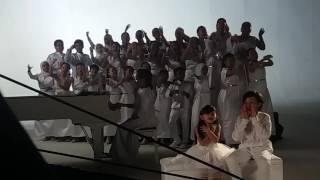suka hati versi yohana bersama teman choir nya