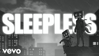 CAZZETTE - Sleepless (Lyric Video) ft. The High