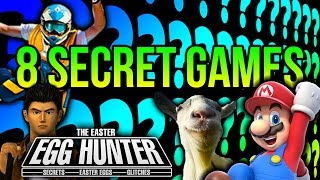 8 Secret Games Hidden in Video Games - The Easter Egg Hunter