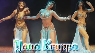 Yana Kruppa - Belly Dance 2018