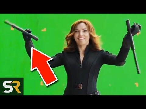 10 Marvel Bloopers You Haven t Seen From Fun Superhero Actors