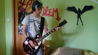 The Greg Kihn Band - The Breakup Song (Guitar Cover)