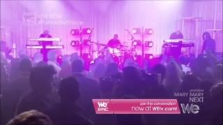 Tamar Braxton - Love and War / Hot sugar ( Live Performance @ Showcase)