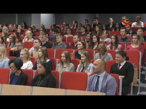 """watch """"Przedsiębiorczość - lubię to !""""- ITV Kielce"""