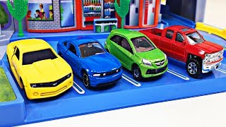 Best Learning Colors for Kids Tomica Highway Round & Round Interchange Teaching Colours for Toddlers