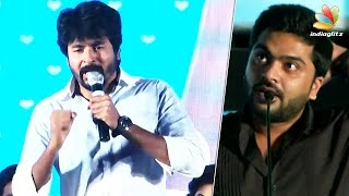 The person behind Sivakarthikeyan's tears | Remo Success Meet Controversy | Simbu's Tweet