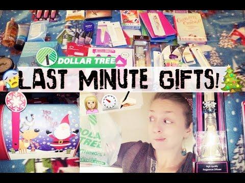 DOLLAR TREE Christmas Gift Ideas & Stocking Stuffers