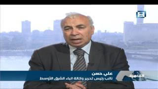 علي حسن: الإرهابيون استهدفوا حافلة تقل أطفال ونساء وكبار في السن ذاهبون إلى الكنسية