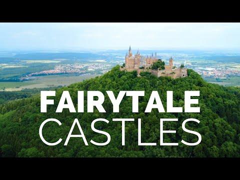 12 Beautiful Fairytale Castles in Europe Travel Video