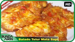 Balado Telur Mata Sapi Resep Masakan Indonesia Gampang Dipraktekkan Recipes Indonesia Bunda Airin