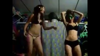 Hot Bra  Indian Girls Dancing in Bikini Sooo nude