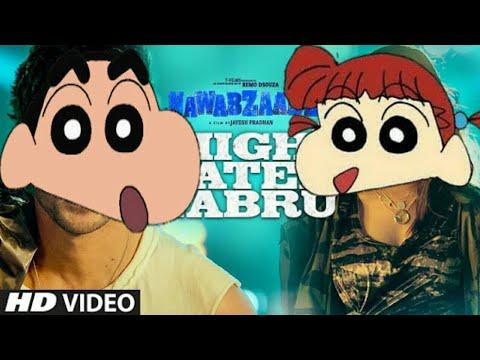 Xxx Mp4 Nawabzade High Rated Gabru Song Official Shinchan Video Shinchan Cartoon Mix 3gp Sex