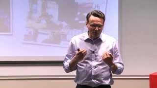 Prendre des chemins de traverse: Laurent Marbacher at TEDxStrasbourgUniversite