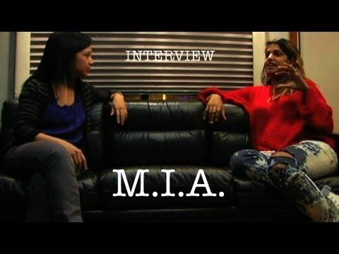 Xxx Mp4 M I A Part One Interview 3gp Sex