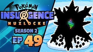 DUDE THIS MEGA POKÉMON IS SO CHEAP... - Pokémon Insurgence Nuzlocke (Episode 49)