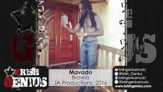 Mavado - Brawla (Raw) October 2016