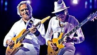Carlos Santana with John McLaughlin - Live in Switzerland 2016 [HD, Full Concert]