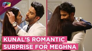 Kunal And Meghna Share Romantic Moments   Swabhimaan   Colors Tv