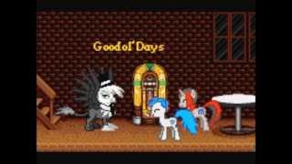 Living Tombstone, Mic the Microphone & JackleApp: Good ol' Days (Sega Genesis Mix) Short ver.