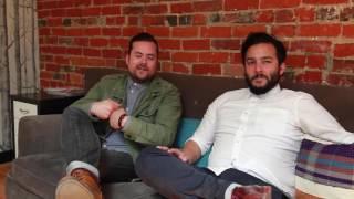 Kristian Bruun & Ennis Esmer talk 'How To Plan An Orgy In A Small Town'