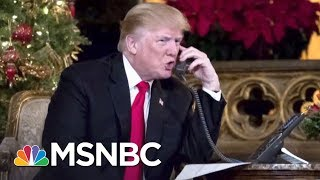 Possible Donald Trump's Spent 40 Hours Tweeting As President | The 11th Hour | MSNBC