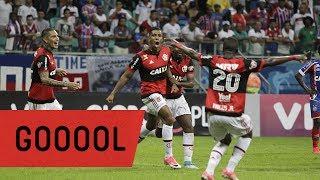 Goool de Berrío | Bahia 0x1 Flamengo