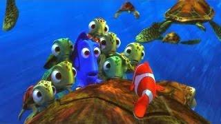 Película Animadas Buscando a Nemo Completa en Español