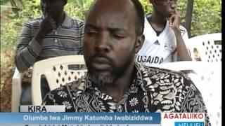 Olumbe lwa Jimmy Katumba lwabiziddwa