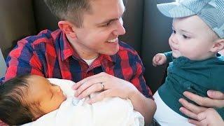 MEET THE BABY!!