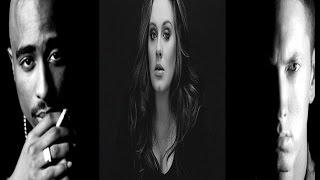 Adele - Hello ft Tupac & Eminem