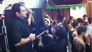Mir Hasan Mir & Shahid Baltistani - Shab-e-Gham Chicago 2012 (Part 1)