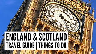 Explore England and Scotland | Travel Guide | Tour the World TV