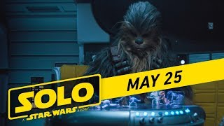 """Solo: A Star Wars Story   """"Holochess"""" Clip"""