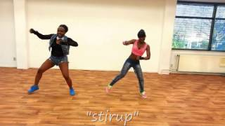 Mr Vegas - Party Tun up (female dancehall class) Dawn Hook