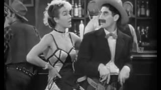 GROUCHO MARX - GO WEST - MARX BROTHERS HD