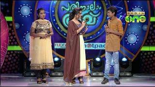 Pathinalaam Ravu Season3 Faisal And Harsha Singing ' Pon Vilayum Naadukaanan ' (Epi71 Part3)