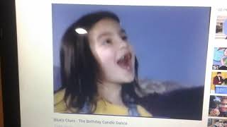 Blues clues : help Steve with the birthday candle dance