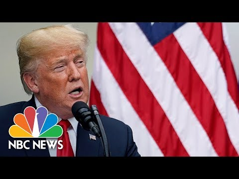 Xxx Mp4 President Donald Trump Participates In Bill Signing NBC News 3gp Sex