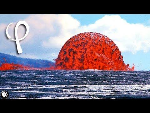Why Hawaii s volcano is so UNUSUAL
