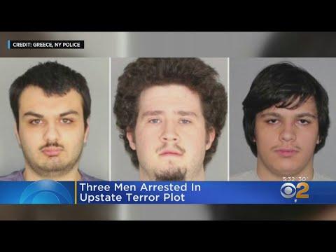 Xxx Mp4 3 Arrested In Terror Plot Against Muslim Community 3gp Sex