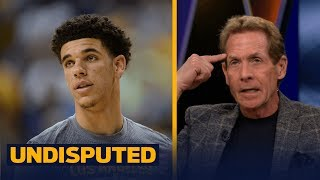 Lonzo Ball will lead the Los Angeles Lakers to the playoffs next season says Skip | UNDISPUTED