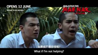 MAKE ME SHUDDER 2 哪个时代没有鬼 - Main Trailer - Opens 12 Jun in SG
