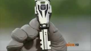 Power Rangers Super Megaforce - Super Silver Spear
